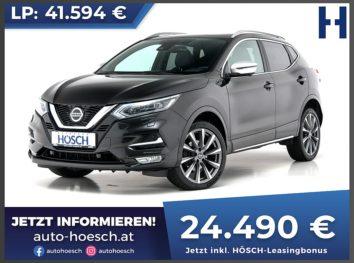 Nissan Qashqai DCI Tekna+ Aut. !! VOLL !! bei Autohaus Hösch GmbH in