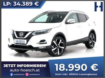 Nissan Qashqai 1,5 DCI  Tekna bei Autohaus Hösch GmbH in