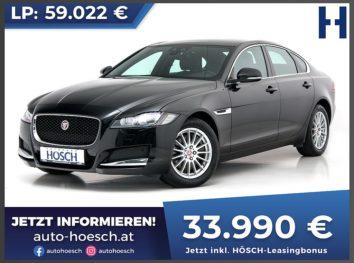 Jaguar XF 20d E-Performance Prestige Aut. bei Autohaus Hösch GmbH in