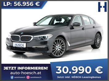 BMW 520i Aut. bei Autohaus Hösch GmbH in