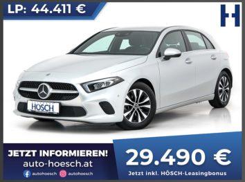 Mercedes-Benz A 200d Style Aut. bei Autohaus Hösch GmbH in