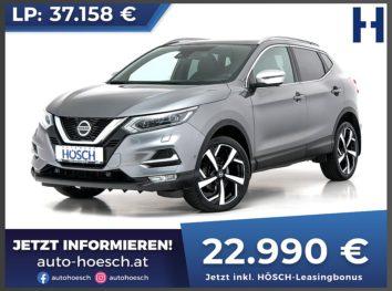 Nissan Qashqai 1.5 DCI Tekna+ bei Autohaus Hösch GmbH in