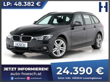 BMW 316d Touring Advantage Aut. bei Autohaus Hösch GmbH in