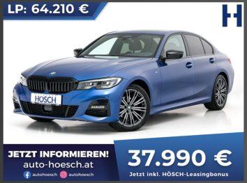 BMW 320i xDrive M-Sport Aut. bei Autohaus Hösch GmbH in