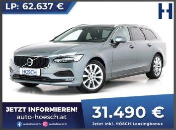 Volvo V90 D3 Momentum Aut. bei Autohaus Hösch GmbH in