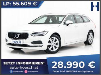 Volvo V90 D3 Momentum bei Autohaus Hösch GmbH in