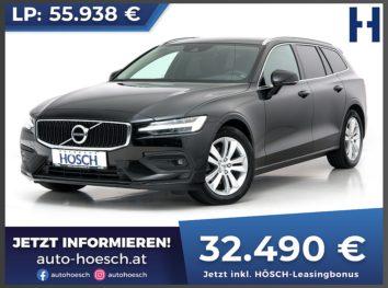 Volvo V60 D3 Momentum Pro Aut. bei Autohaus Hösch GmbH in