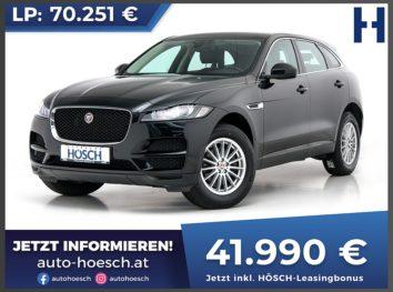Jaguar F-Pace 25t AWD Prestige Aut. bei Autohaus Hösch GmbH in