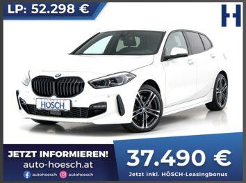 BMW 120d xDrive M Sport Aut. bei Autohaus Hösch GmbH in