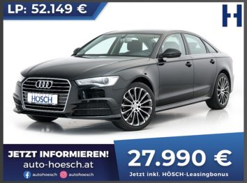 Audi A6 TDI ultra Aut. bei Autohaus Hösch GmbH in