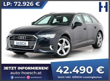 Audi A6 Avant 40 TDI Sport Aut. bei Autohaus Hösch GmbH in