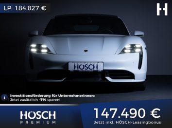 Porsche Taycan Turbo Aut. bei Autohaus Hösch GmbH in