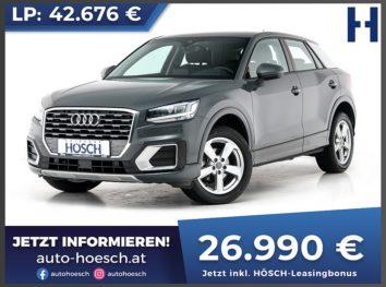 Audi Q2 30 TDI Sport Aut. bei Autohaus Hösch GmbH in