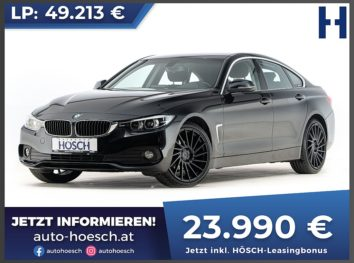 BMW 420d Gran Coupe Advantage Aut. bei Autohaus Hösch GmbH in