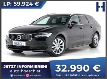 Volvo V90 D3 Momentum Pro Aut. bei Autohaus Hösch GmbH in