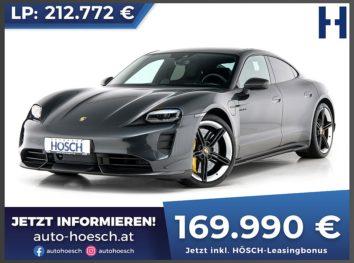 Porsche Taycan Turbo S Aut. bei Autohaus Hösch GmbH in