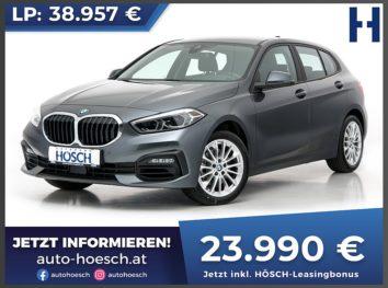 BMW 118i Advantage Aut. bei Autohaus Hösch GmbH in