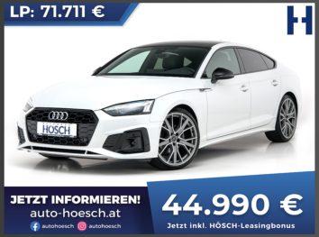 Audi A5 Sportback 35 TDI S-Line Aut. bei Autohaus Hösch GmbH in