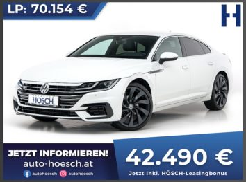 VW Arteon 2.0 TDI R-Line 4Motion Aut. bei Autohaus Hösch GmbH in