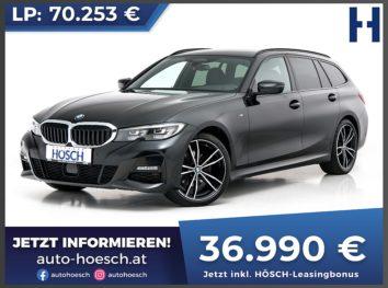 BMW 320d Touring xDrive M-Sport Aut. bei Autohaus Hösch GmbH in