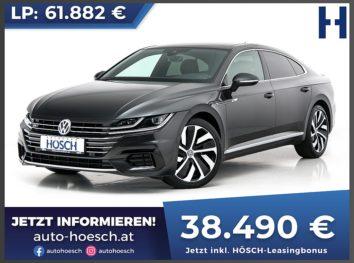 VW Arteon 2.0 TDI R-Line Aut. bei Autohaus Hösch GmbH in