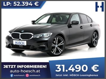 BMW 320d Advantage Aut. bei Autohaus Hösch GmbH in