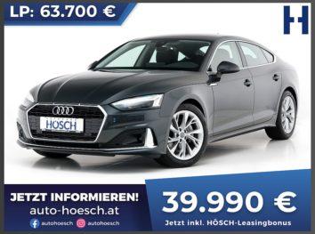Audi A5 Sportback 40 TDI advanced Aut. bei Autohaus Hösch GmbH in