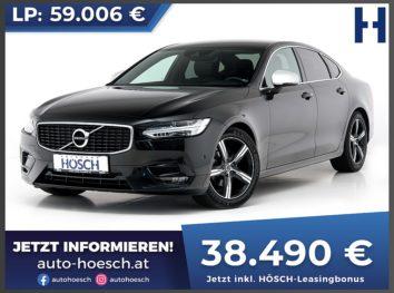 Volvo S90 D3 R-Design Aut. bei Autohaus Hösch GmbH in