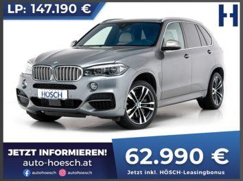 BMW X5 M50d xDrive Aut. bei Autohaus Hösch GmbH in