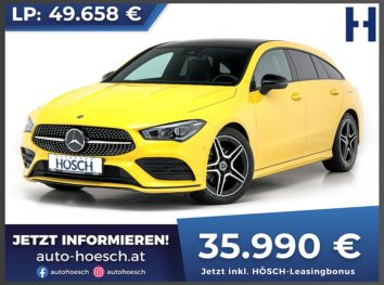Mercedes-Benz CLA 180d Shooting Brake AMG-Line Aut. bei Autohaus Hösch GmbH in