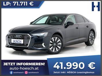 Audi A6 40 TDI Sport Aut. bei Autohaus Hösch GmbH in