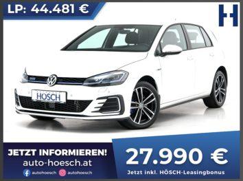 VW Golf GTE 1.4 TSI Aut. bei Autohaus Hösch GmbH in