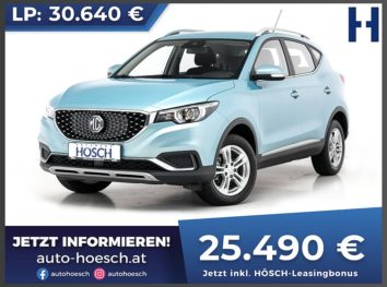 MG ZS EV Comfort 44,5 kWh Aut. bei Autohaus Hösch GmbH in