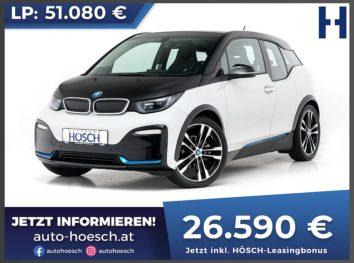 BMW i3s eDrive 120Ah Aut. bei Autohaus Hösch GmbH in