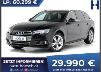 Audi A4 Avant 2.0 TDI quattro Sport Aut. bei Autohaus Hösch GmbH in