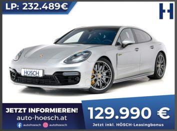 Porsche Panamera Turbo S E-Hybrid Aut. bei Autohaus Hösch GmbH in
