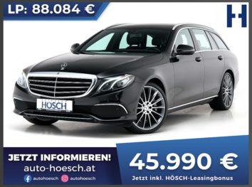 Mercedes-Benz E 350d T Exclusive Line Aut. bei Autohaus Hösch GmbH in