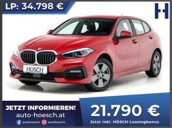 BMW 116d Advantage bei Autohaus Hösch GmbH in