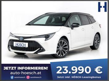 Toyota Corolla Touring Sports Hybrid H3 Premium Aut. bei Autohaus Hösch GmbH in