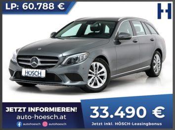 Mercedes-Benz C 220d T Avantgarde Aut. bei Autohaus Hösch GmbH in