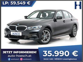 BMW 320d Sport Line Aut. bei Autohaus Hösch GmbH in