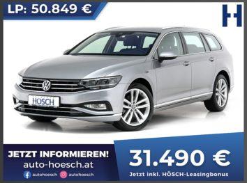 VW Passat Variant Elegance 2.0 TDI Aut. bei Autohaus Hösch GmbH in