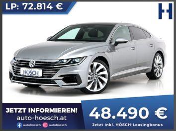 VW Arteon 2.0 TSI 4Motion R-Line Aut. bei Autohaus Hösch GmbH in
