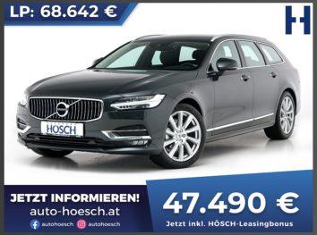 Volvo V90 D4 Inscription Aut. bei Autohaus Hösch GmbH in