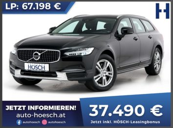 Volvo V90 D4 AWD Cross Country Aut. bei Autohaus Hösch GmbH in