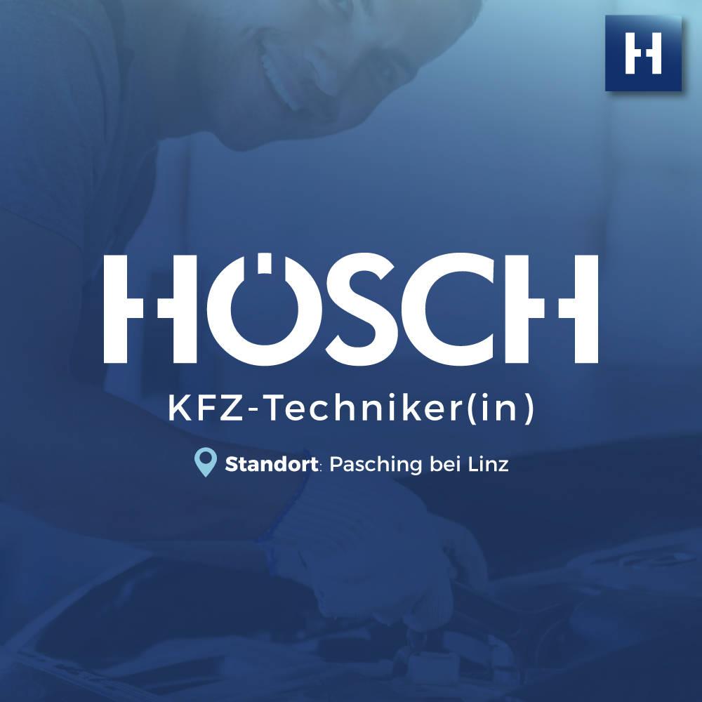 KFZ-Techniker/in (m/w/d)