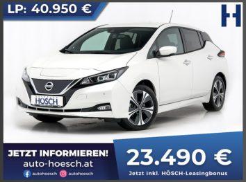 Nissan Leaf Tekna Aut. bei Autohaus Hösch GmbH in