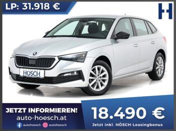 Skoda Scala Style TDI Aut. bei Autohaus Hösch GmbH in