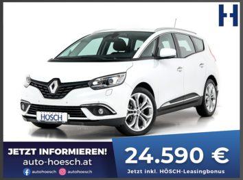 Renault Grand Scenic Blue DCI 120 ZEN Aut. 7-Sitzer bei Autohaus Hösch GmbH in