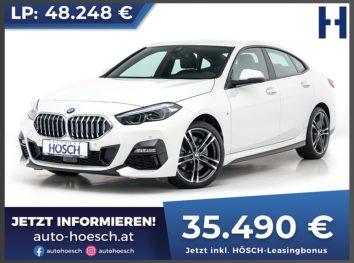 BMW 220d Gran Coupe M-Sport Aut. bei Autohaus Hösch GmbH in